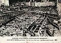 Incendie du materiel du chemin-de-fer Decauville Evry-Petit-Bourg pres Corbeil - Nuit du 6 au 7 Aout 1912 - Les ruins apres l'incendie (BD).jpg