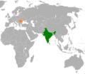 India Romania Locator.png