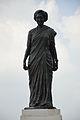 Indira Priyadarshini Gandhi - Statue - Ridge - Shimla 2014-05-07 1094.JPG