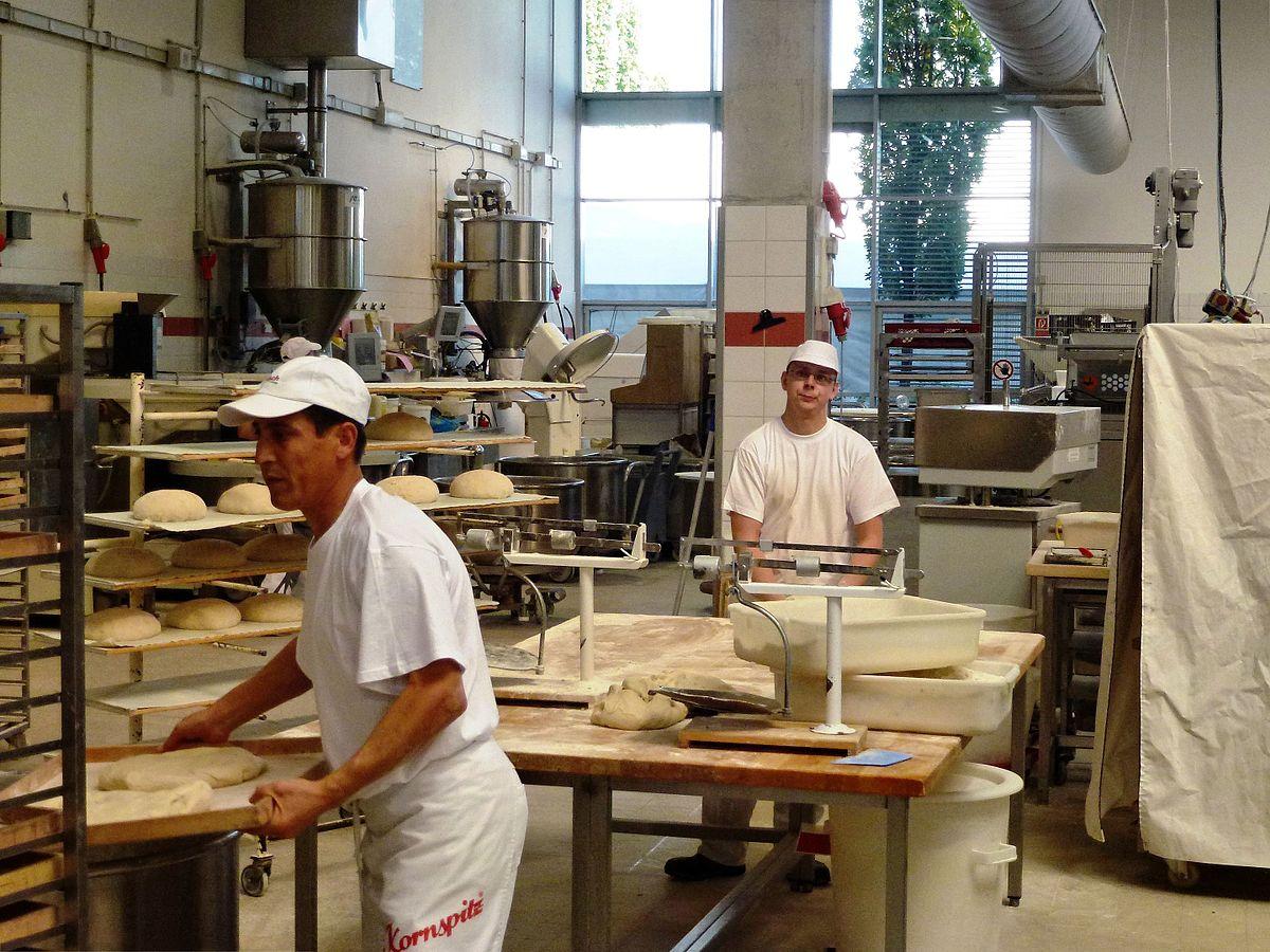 Bäckerei – Wikipedia ~ Backofen Bakery