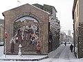 Ingresso via roma, murales - panoramio.jpg