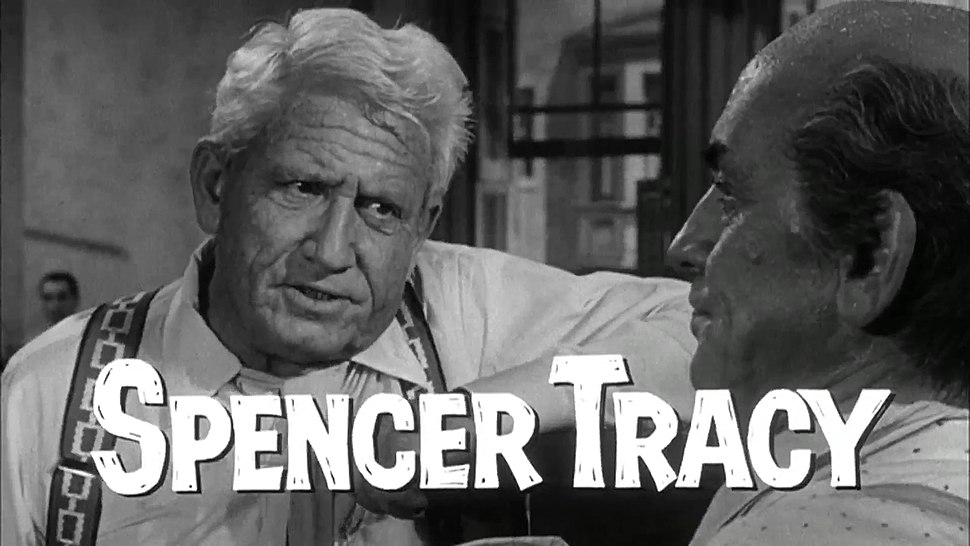 Inherit the wind trailer (3) Spencer Tracy