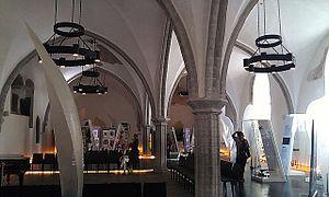 Estonian History Museum - Image: Interior of the Estonian History Museum