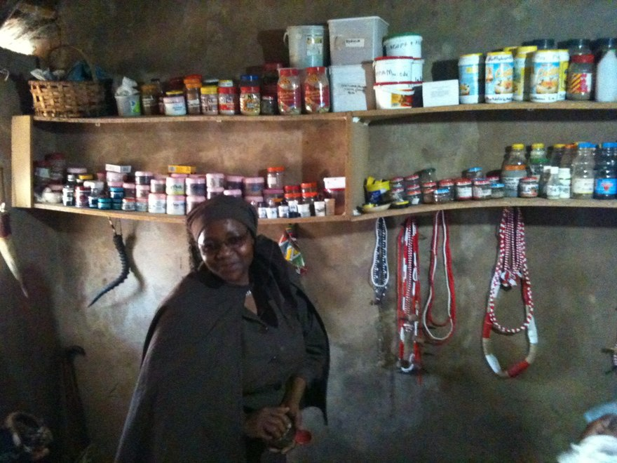 Traditional healers of Southern Africa - The Reader Wiki