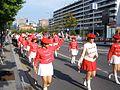 Irún - desfile de majorettes (2010) 02.jpg