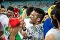 Iran fans - IRAN v QATAR - 2015 AFC Asian Cup SYDNEY - 15669895284.jpg