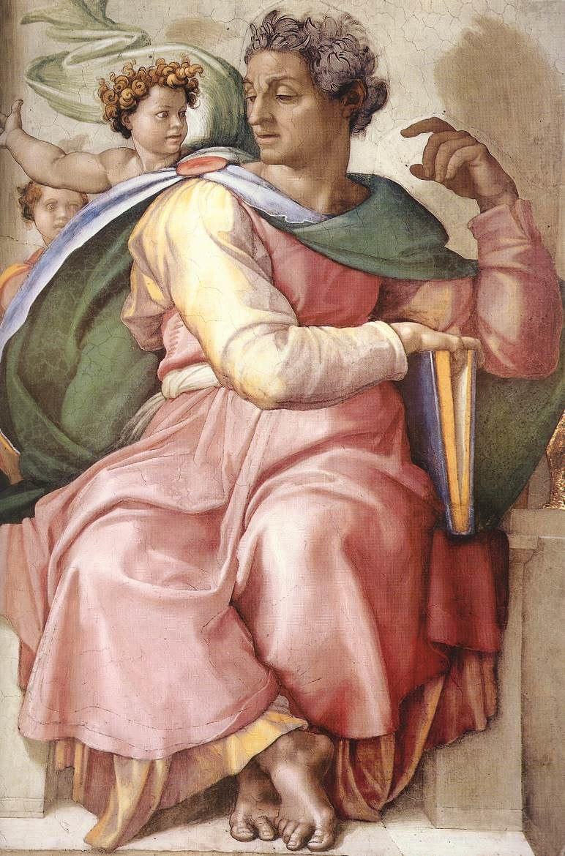 Isaiah-Michelangelo