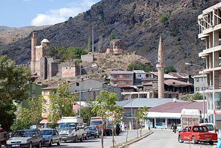 Place in Erzurum, Turkey