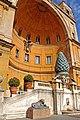 Italy-3092 - Acorn Statue (5375135191).jpg