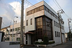 Iwamoto Confectioneri Headquarter 20160803.jpg