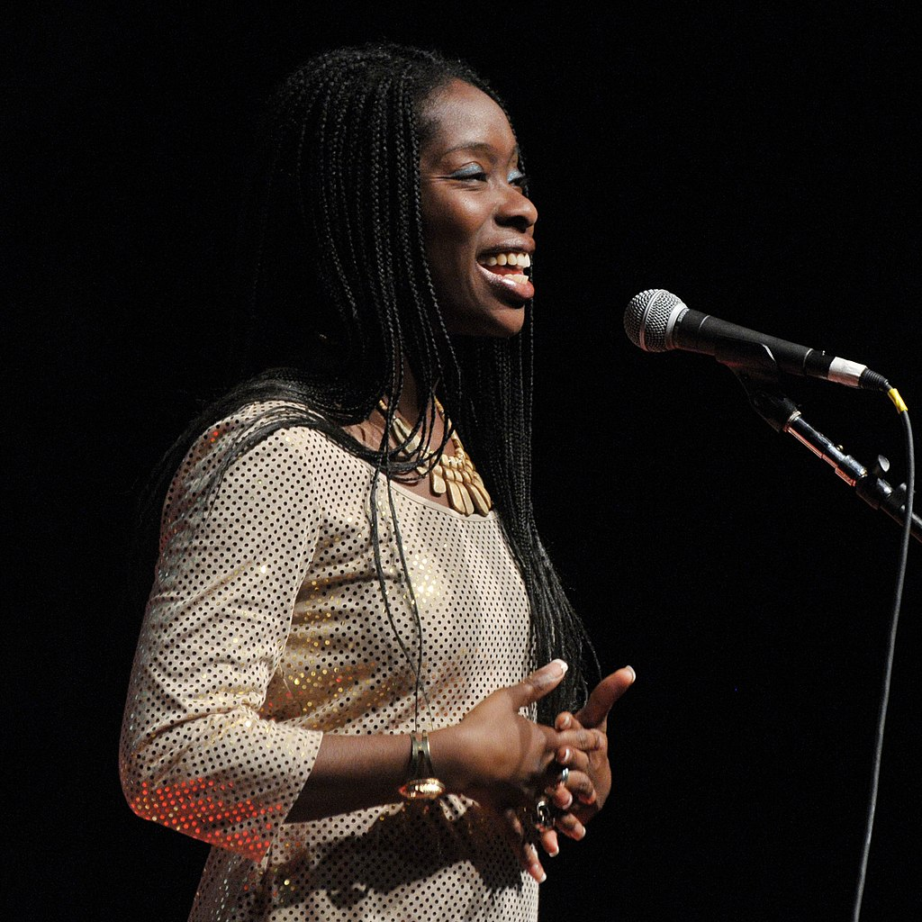 Iyeoka performs at the TEDxMidAtlantic Conference 2010.jpg
