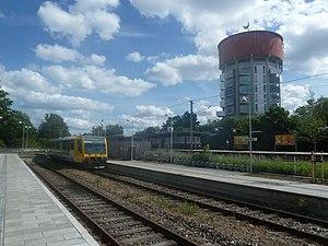 Jægersborg Station