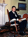 JFK in Yellow Oval Room 1962-03-19.jpg
