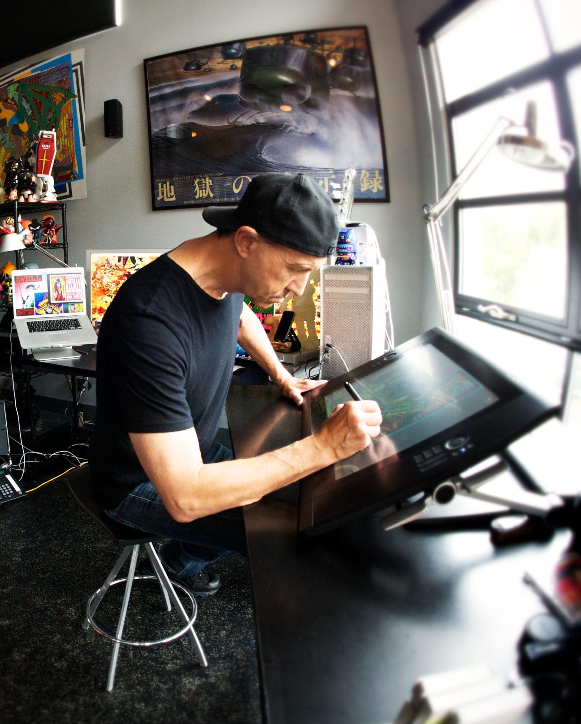 Jim Evans (artist) - Wikipedia