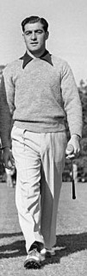 Jim Turnesa - Turnesa in 1936