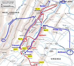 Orris S. Ferry - Image: Jackson Valley Campaign Part 2