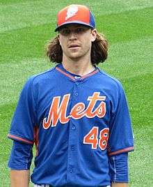 Jacob deGrom on July 31, 2016 (cropped).jpg