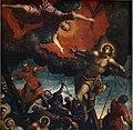 Jacopo e domenico tintoretto, martirio dei ss. cosma e damiano, 04.jpg
