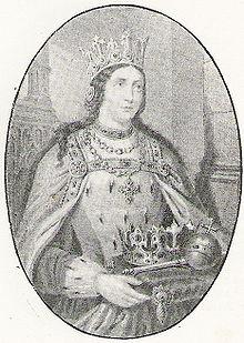 La regina Edvige di Polonia