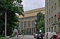 Jagiellonian Library (New building), Oleandry street, Kraków, Poland.JPG