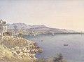 Jakob Alt - Ansicht von Spalato - 1841.jpg