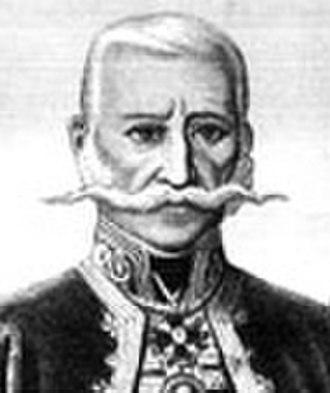 Prime Minister of Serbia - Jakov Nenadović