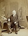 James Copland. Photograph by Ernest Edwards, 1867. Wellcome V0028409.jpg
