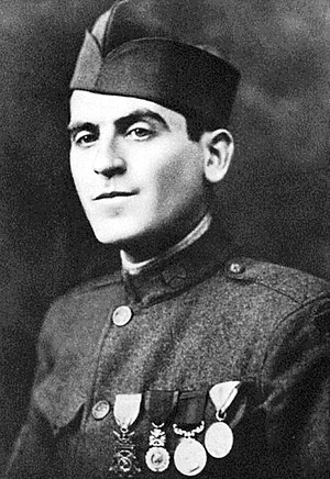 James Ernest Karnes - Medal of Honor recipient