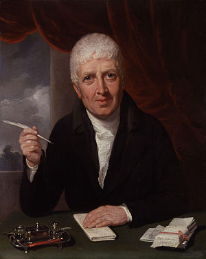 James Neild - James Neild by Samuel De Wilde