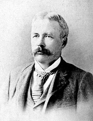 James R. Tanner - James Tanner in 1895