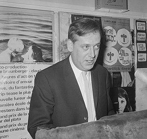 Jan Blokker - Jan Blokker in 1966