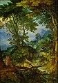 Jan Brueghel (I) - Mountain Landscape with the Temptation of Christ.jpg