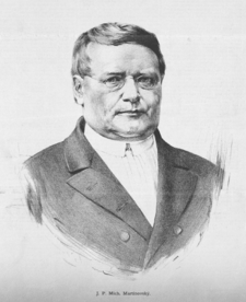 Jan Pavel Martinovský