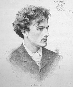 Jan Vilímek - Image: Jan Vilímek Ignacy Jan Paderewski