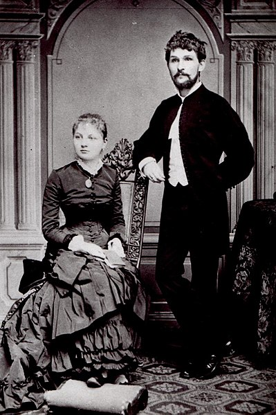 File:Janacek with wife.jpg
