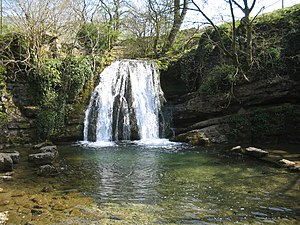 Yorkshire Dales - Janet's Foss, near Malham