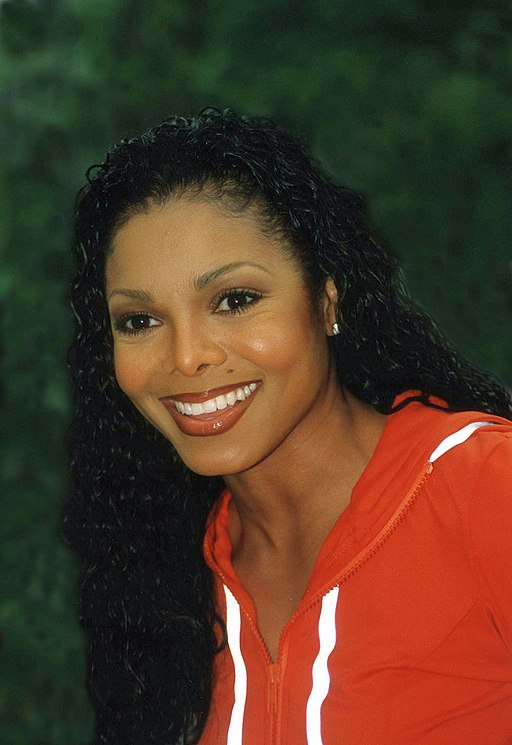 Janet Jackson 1998