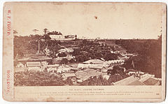 Japan CDV-The Bluff, looking Eastwards, Yokohama by W.P. Floyd of Hong Kong.JPG