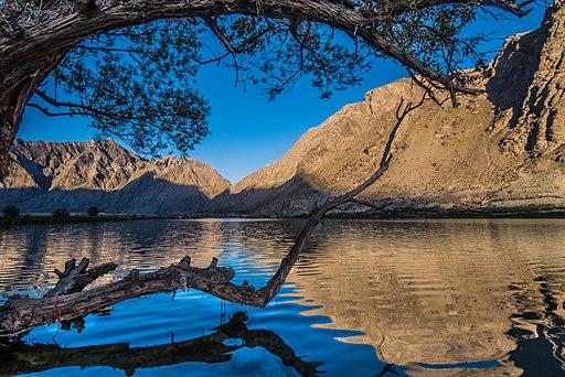 Jarbasu Lake