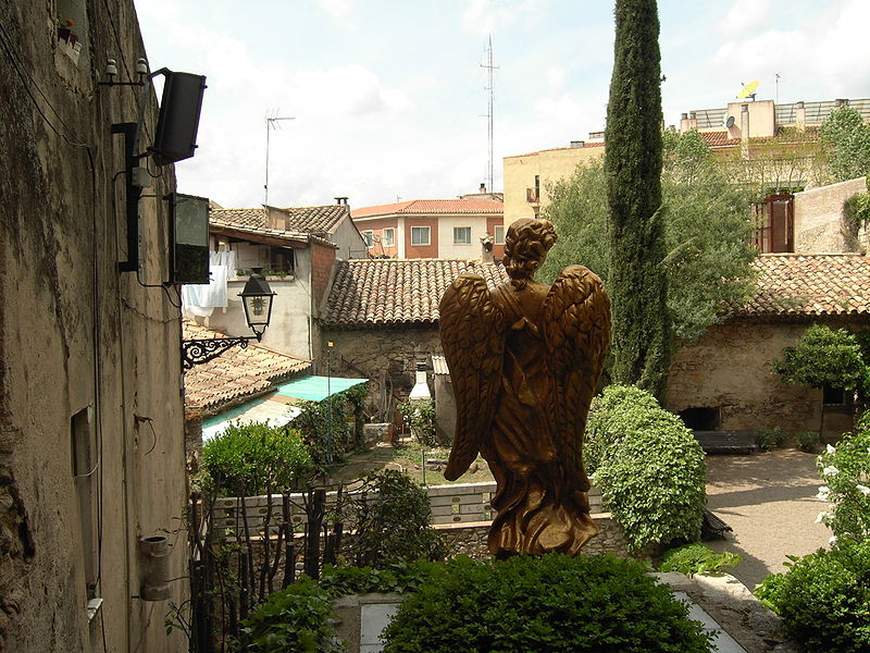 Jardí àngel Girona
