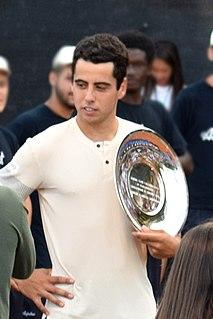 Jaume Munar Spanish tennis player