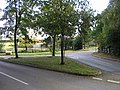 Jct. of Clipsham Rd, Stretton Rd and Manor Rd, Stretton - geograph.org.uk - 1527263.jpg