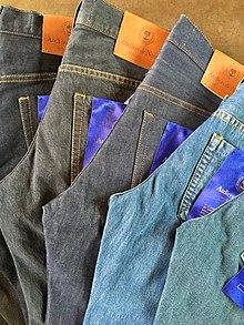 647631809bda Jeans en Toile de Nîmes selvedge .jpg