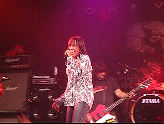 Jeff Keith - Keith performing at the Chance Theater in Poughkeepsie, New York on April 27, 2009.