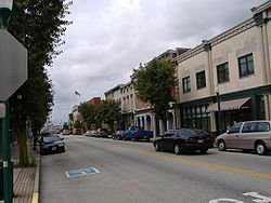 Downtown Spring Street Historical District