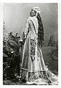 Jennie, a Rogue River Indian who crafted the dress worn in this iconic Peter Britt portrait.JPG