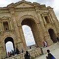 Jerash قوس النصر.jpg