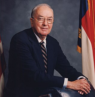 Jesse Helms American politician