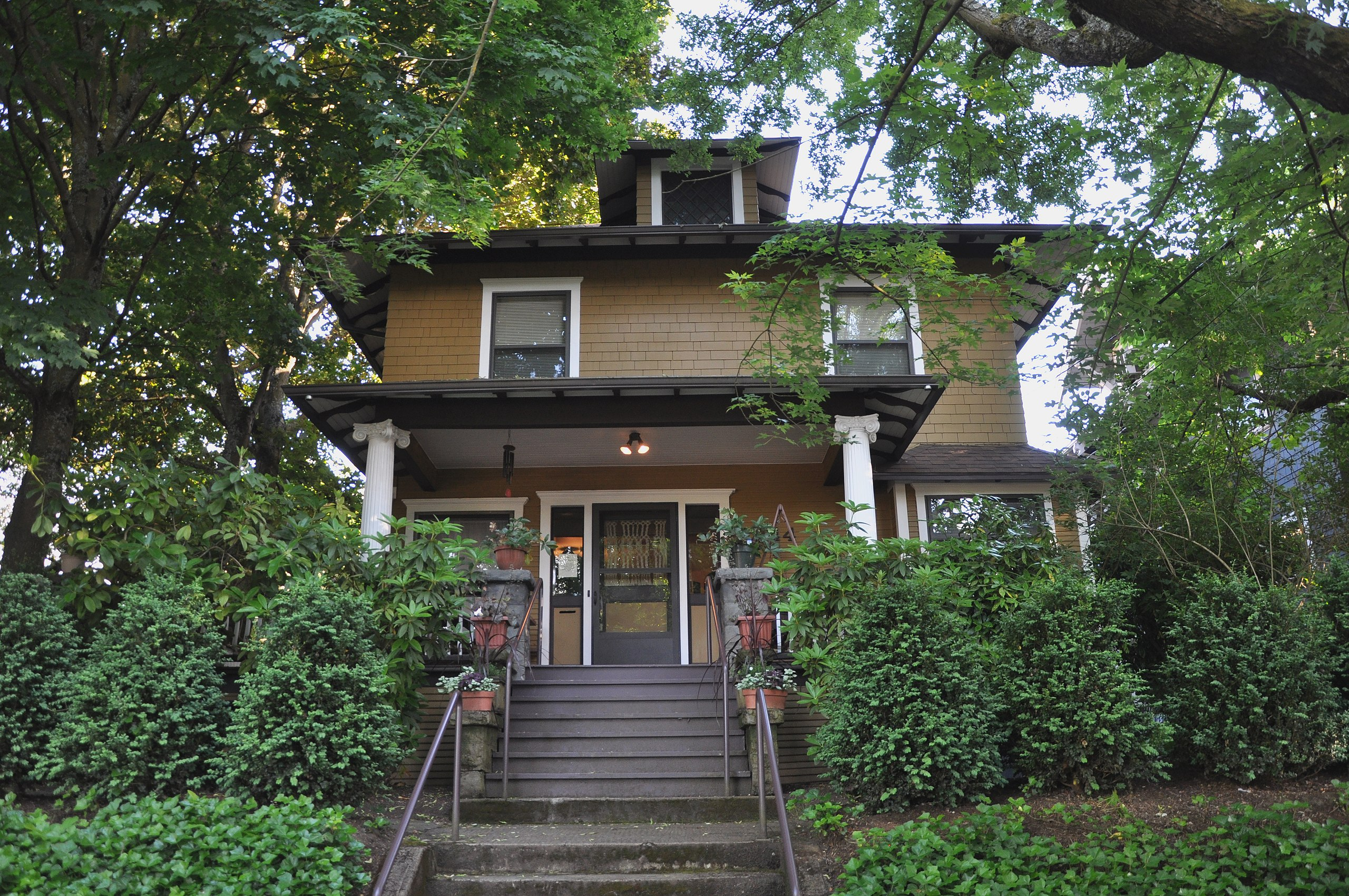 Jessie M. Raymond House
