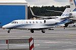 Jet Story, SP-KCS, Cessna Citation XLS (36394570684).jpg